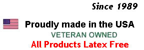 GSA Contract, Proudly made in the USA, Veteran Owned, Since 1989